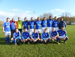 US AZZURRI - FC BALDERSHEIM (4-4)( N° 1/4) - Football Club Baldersheim