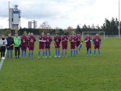 FC BALDERSHEIM3 - AGIIR3 (0-1)(N° 1/3) - Football Club Baldersheim