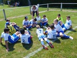 U11 PROMO FCB - COTEAUX (0-0)(N°1) - Football Club Baldersheim
