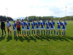 U15A MERXHEIM- FCB (1-7)(N°1) - Football Club Baldersheim