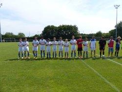 1/2 FINALE DEPARTEMENTALE U15A FCB - ASC BIESHEIM (2-0)(N°1) - Football Club Baldersheim