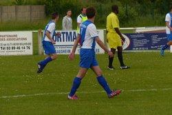 FCB1 - US Hésingue1 (2-1)(part2) - Football Club Baldersheim