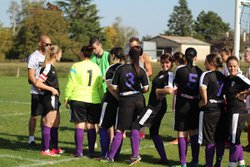 Match des filles face à St sernin - Fc Beaupuy-Castelnau