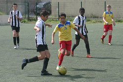 TOURNOI U13 2018 - FOOTBALL CLUB DE BEAUSOLEIL