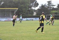 Match vétérans face à Castelnau du 08 06 18 - Football Club Bessieres-Buzet