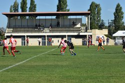 Match U15 face à Launaguet du 17 09 18 - Football Club Bessieres-Buzet