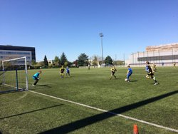 Match amical U12/U13 contre Colomiers 1 du 08/04/2017 - Football Club Bessieres-Buzet