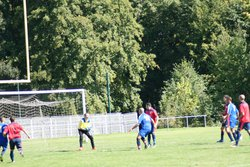 Séniors 1 contre l'Assa le 08/10/2017 - FC BIAS