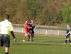 U 19 p ligue, le 22 mars 2014, à Bogny : FcBogny 0 - Witry les Reims 1