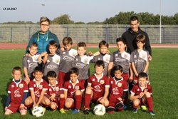2017-2018 ( U9 ) - BOURIANE FOOTBALL CLUB