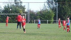 U11 à PREIGNAN le 15-11-2014 - Football-Club-Castera-Verduzan
