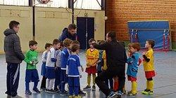 U7 : Plateau en salle à Toucy - Football Club de Chevannes