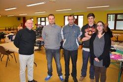staff - Football club clastrois