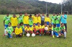 19 mai 2018   U10  Match DFC - THIO Sports  Victoire de nos jeunes 6-4 avec le sourire! - Dumbea Football Club