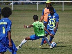 08/09/2018  championnat U19  DFC-Horizon Patho  3-3 - Dumbea FC