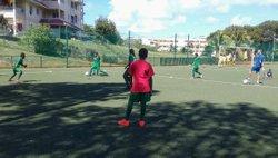 08/09/18 Championnat U14    ASM-DFC  1-3 - Dumbea FC