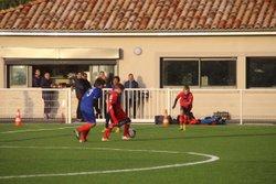 U13-3, l'équipe a battu St Marcel lès Valence 6 à 2 - FC EYRIEUX EMBROYE