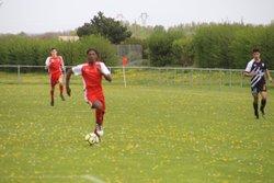 G.J. Peyrins-St Donat bat Cornas – Eyrieux-Embroye 2 à 1 en Coupe U19 G. Etienne - FC EYRIEUX EMBROYE