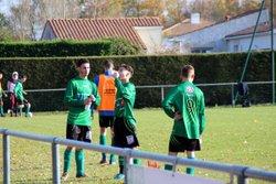 U19 PH / AYTRE - FOOTBALL CLUB FONTCOUVERTE