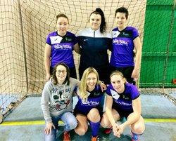 Equipe futsal feminine...