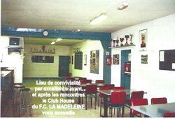 Le Club House - FOOTBALL CLUB MADELEINOIS