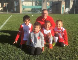 Plateau U7 - Miribel - Football Club du Mas Rillier