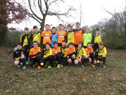 Match Amical FCPM - BEIGNON U13  13/01/18 - FOOTBALL CLUB PLELAN-MAXENT