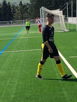 Match de coupe U15