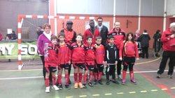 Tournoi Roquettes dimanche 15 février. - FOOTBALL CLUB DU SAVES 31