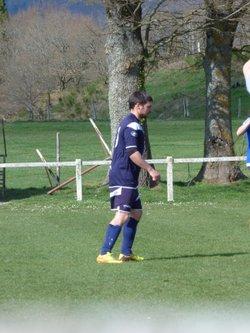 Saignes fc 2 vs Menet - SAIGNES FOOTBALL CLUB