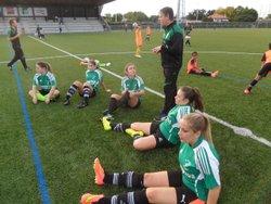 Match amical U17F - Cubnezais - FC SAINT ANDRÉ DE CUBZAC
