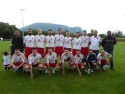 3ème tour de la coupe de France - F.C. ST BALDOPH