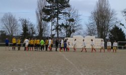 Match du 10 décembre contre Villebon - Football Club Saint Eloi