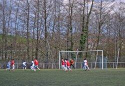 MONT BLANC CUP 2015 / U15 :LAC BLEU /L'HAY des ROSE - LAC BLEU U15