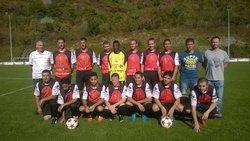 FC St Julien - Bozel 2 19-10-14 - FC Saint Julien Montdenis