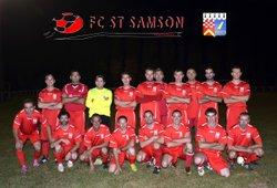 equipe 2014/2015 - st samson football club