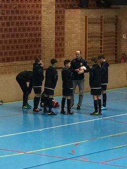 06/01/18 : troisième place pour les U14/U15 à Tilloy - FC Tortequesne
