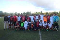 FC TROPICAL VS BOUSCAT - Football Club Tropical