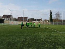 Victoire 2-4 des U14/U15 en championnat contre l'ASBO B le 08/04/2018 - FC Tillé (U14 à U18)