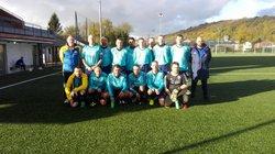 Match de coupe sur terrain synthétique -  F. C. DE LA VARENNE