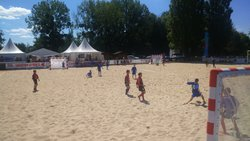 Tournoi Beach Soccer U11 - FOOTBALL CLUB MARTIZAY/MEZIERES/TOURNON