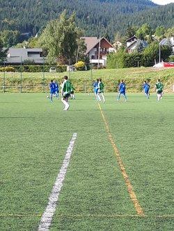 Math U19 contre Echirolles. Match perdu pour le Fc4M. - Football Club Quatre Montagnes