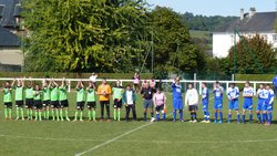 6 octobre 2014 - Dozule Fc 3 - 0 Honfleur Cs B - DOZULÉ FOOTBALL CLUB