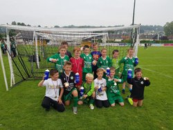 9 juin 2018 - U7 au plateau de Lisieux - DOZULÉ FOOTBALL CLUB
