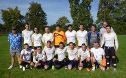 Equipe  saison 2014/2015 - FOOTBALL CLUB ANSAC/VIENNE