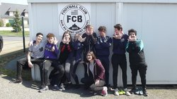 Galerie du 14/04/2018 - FOOTBALL CLUB BAIE MONT SAINT MICHEL