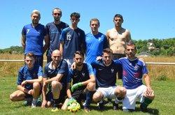 TOURNOI ALEXANDRE SIE - LABASTIDE DE LEVIS LE 23 JUIN 2018 - FC Labastide de Lévis