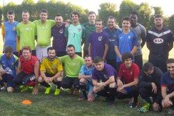 Reprise Entrainement 2017 - FOOTBALL  CLUB  BOUTONNAIS