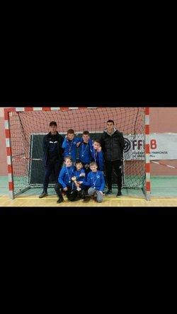 Résultats tournoi Culoz U11-U13