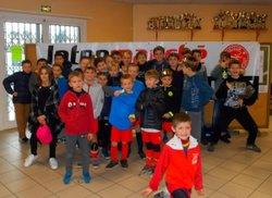 Galette école de foot - 13/01/18 - Football Club Casteljaloux